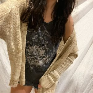 urban outfitters ➵ gorgeous tribal aztec cardigan
